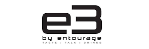 E3 by Entourage logo partener dadoo