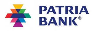 Patria Bank logo partener dadoo