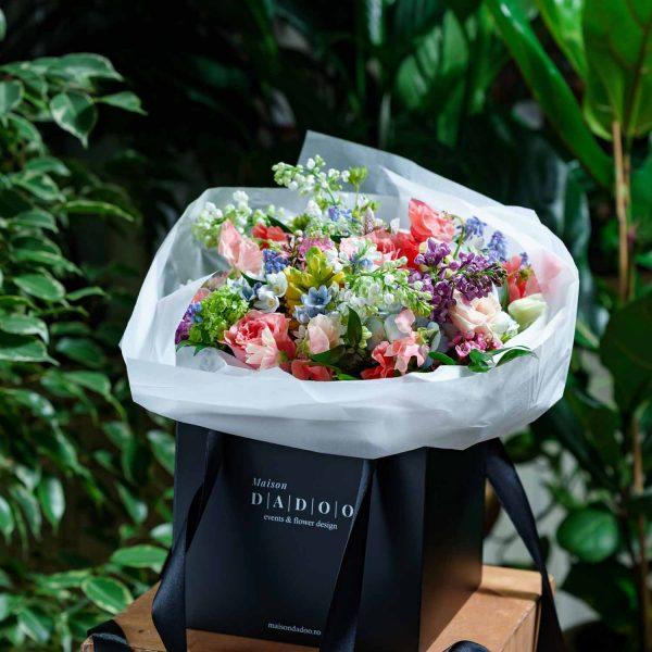 Buhcet de flori cadou cu livrare
