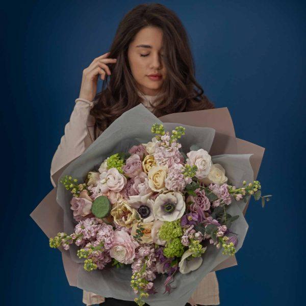 Comanda buchet flori say it with flowers