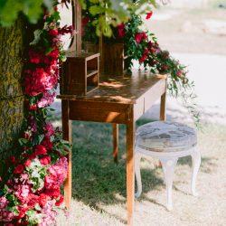 maison dadoo nunta banffy castel ceusan alina flori rosii