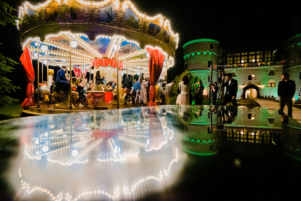 maison dadoo nunta castel jidvei carnaval