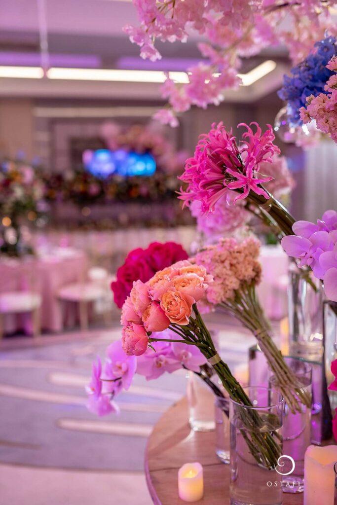 maison dadoo botez Ramada aranjamente florale
