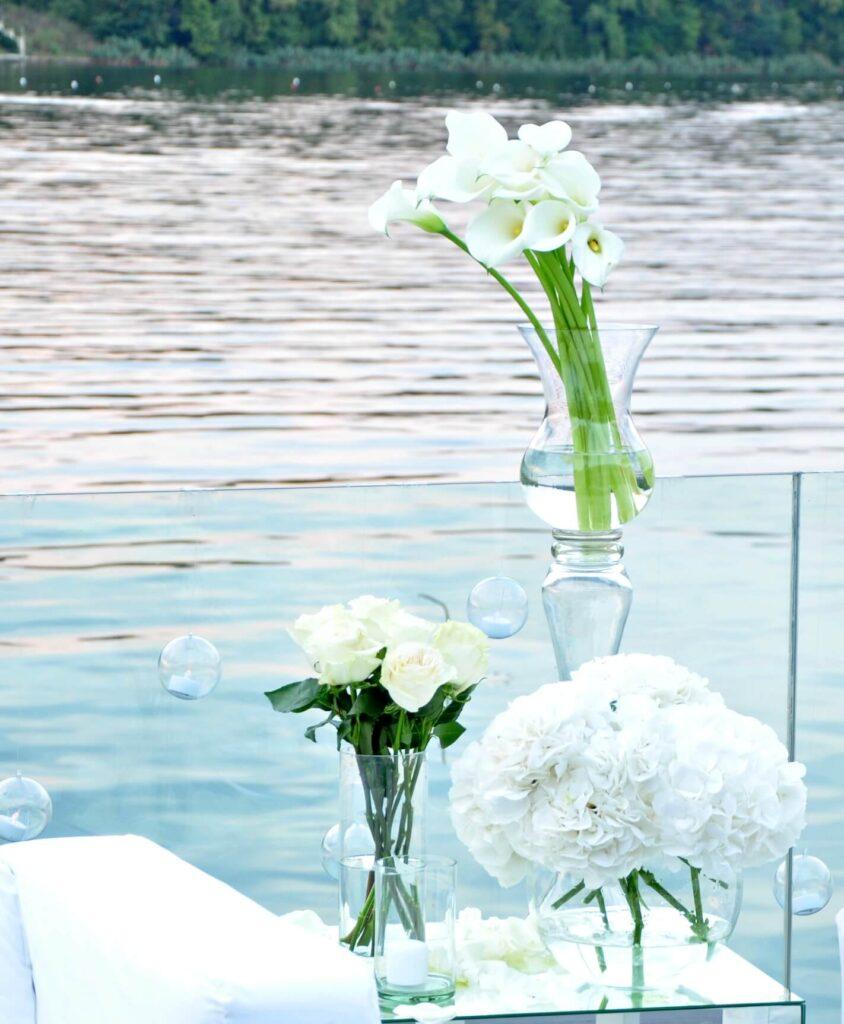 maison dadoo decor floral botez club snagov sticla cristal