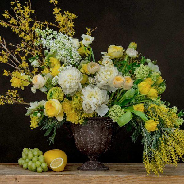 Aranjament Floral Dutch Painting