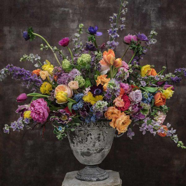 Aranjament floral Fields of Joy